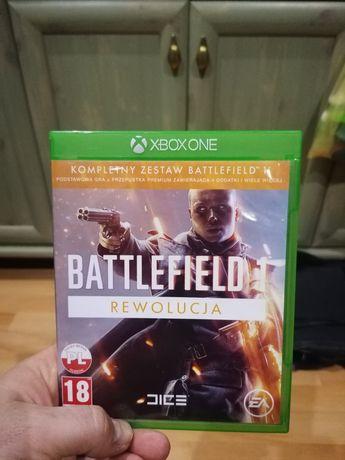 Gra Battlefield 1 Rewolucje PL Xbox One