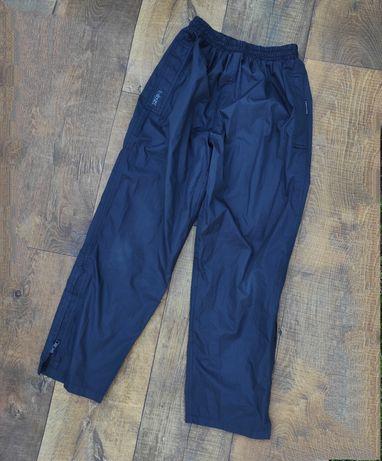 Штаны плащёвые дождевик брюки непромокаемые 10-12л для мальчика 146