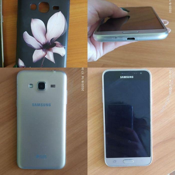 ПРОДАМ ТЕЛЕФОН Samsung Galaxy J3 2016 J320H/DS в хорошем состоян! Винница - изображение 1