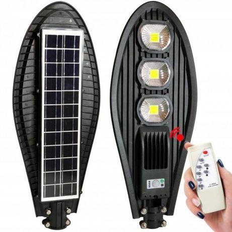 Lampa Uliczna solarna 150wat. Mocna+pilot