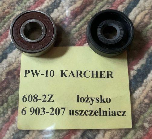 Łożysko Karcher PW-10 nowe