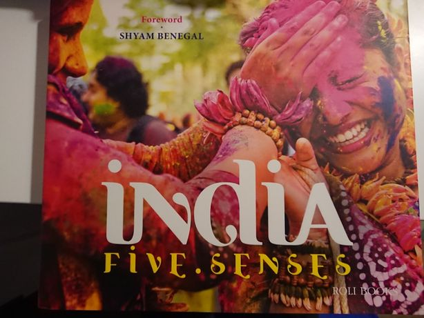 Album India Five Senses Foreword Shyam Benegal