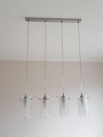 Lampa wiszaca do salonu