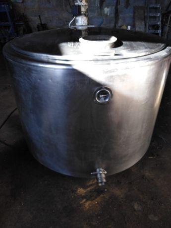Zbiornik Schladzalnik na mleko 800l