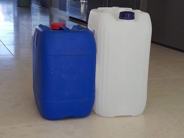 Jerrican - Bidon plástico