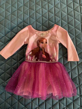 Sukienka H&M baletowa roz. 98/104 2-4 lata