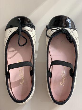 Туфельки Pretty Ballerinas для девочки