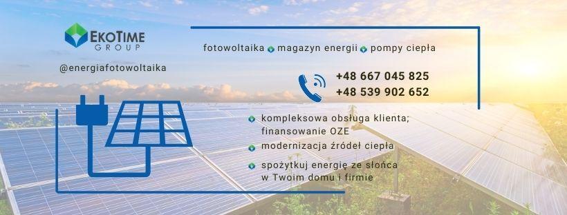 Pompy Ciepła/ Fotowoltaika/ Kredyty / Dotacje