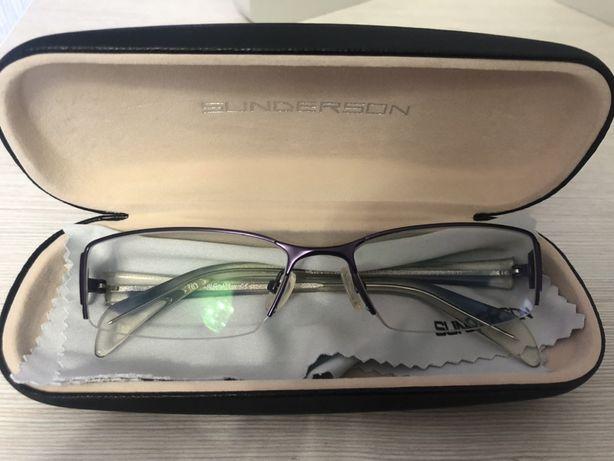 Женские очки Sanderson Оригинал