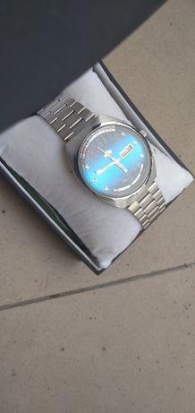 Idealny stan zegarek orient patelnia cesarski Atlantic Seiko tissot