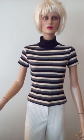 Bluzka-sweter-golf r. S/M