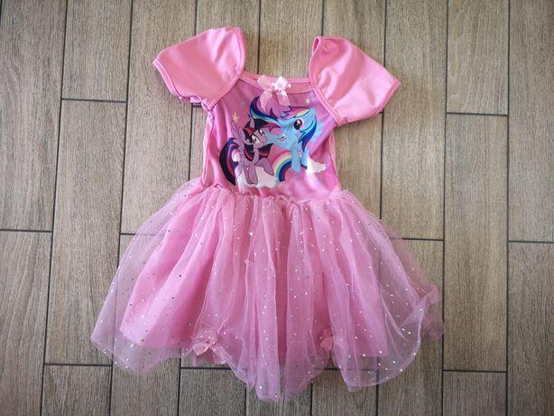 Sukienka My Little Pony Rainbow Dash roz.104 cm