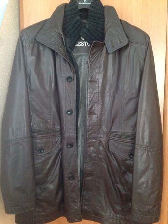 Milestone чоловічі шкіряні куртки