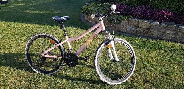 Rower KROSS LIZZY dla dziecka koła 24', SHIMANO