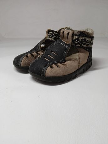 Кожаные сандалии, босоножки, туфли