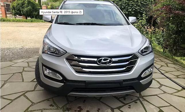 Продам Hyundai Santa Fe 2015 г