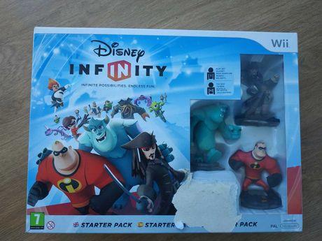 Nintendo Wii jogo disney infinity