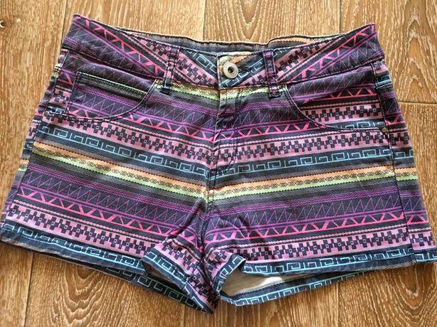 Разноцветные джинсовые шорты Tammy 14/164