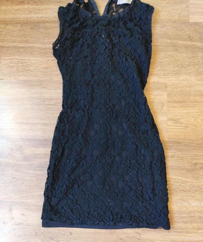 Кружевное женское платье по фигуре Умань - изображение 1