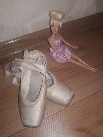 Пуанты  Гришко балетки чешки для балета танцев