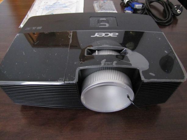 Projektor, rzutnik Acer + Ekran AVtek + torba AVtek - NOWY