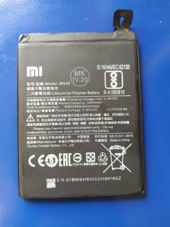 Аккумулятор для xiaomi redmi note 6 pro
