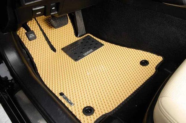 EVA коврики Lexus RX LS IS Лексус автомобильные Подпятник Лого