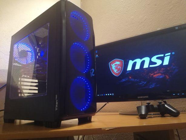 Komputer i7 4770, GTX 1080, 16GB RAM, SSD