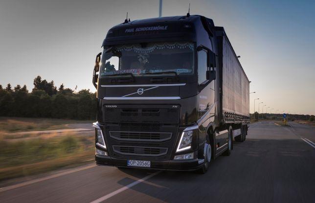 Poszukujemy przewoźników FTL 24 transport międzynarodowy (DW)