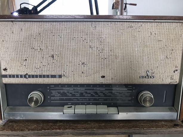 Rádio antigo 1963