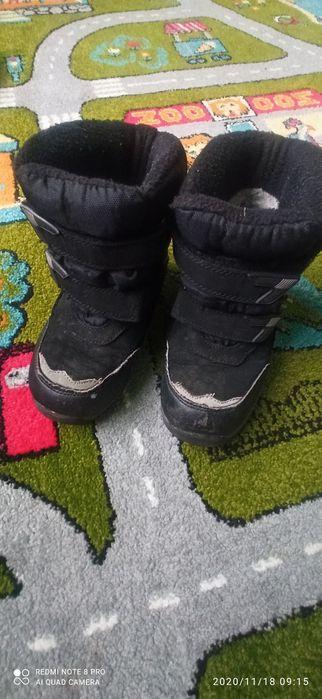Сапожки зимние на мальчика Рубежное - изображение 1