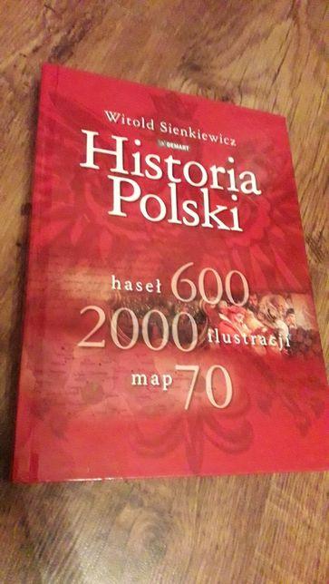 Historia Polski - Witold Sienkiewicz - wydawnictwo DEMART