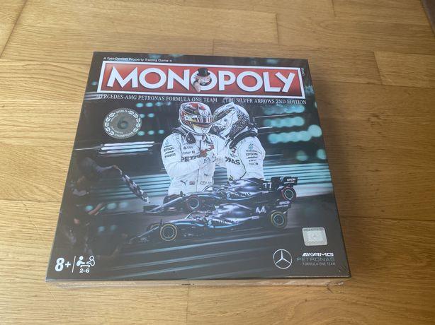 Monopolio Mercedes Silver Arrow - lacrado!