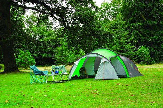 Coleman, Namiot turystyczny, CORTES 3, zielony, 115x170x370cm