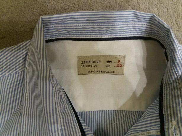 koszula chłopięca ZARA BOYS 110