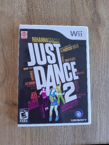 Just Dance 2 Wii. Gra w wersji NTSC-US w wersji angielskiej