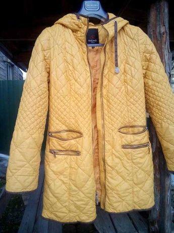 Красивая удлиненная курткa hailuozi/пальто/парка