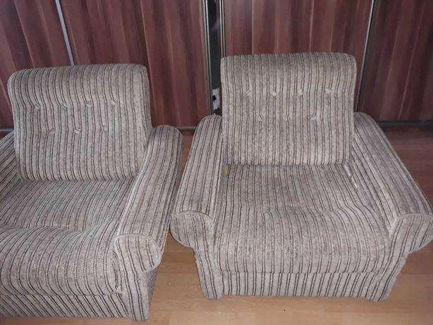 Dwa Fotele używane