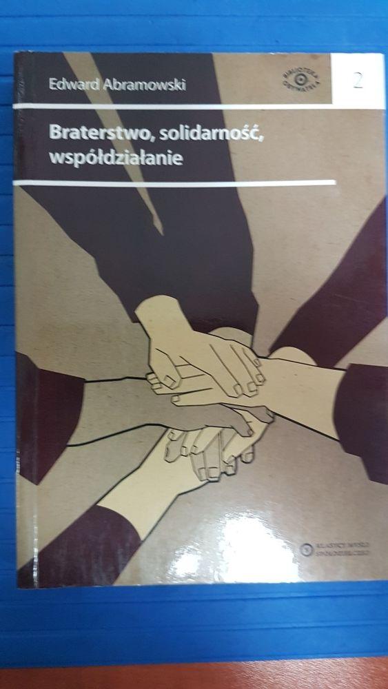 Abramowski Braterstwo, solidarność, współdziałanie Warszawa - image 1