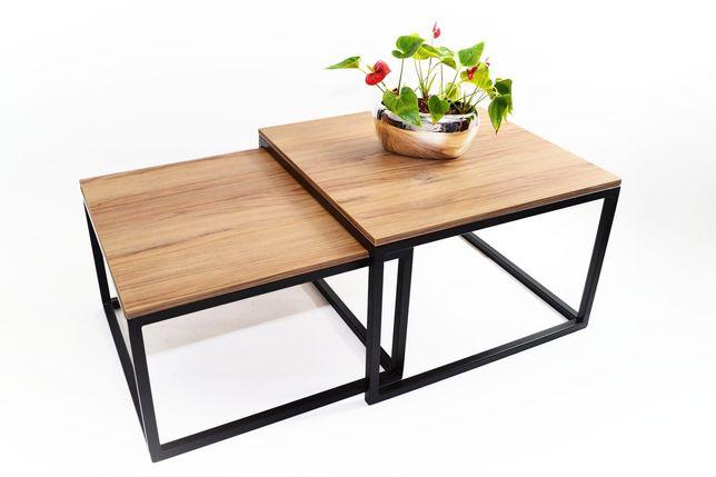 Nowy stolik loftowy, kawowy