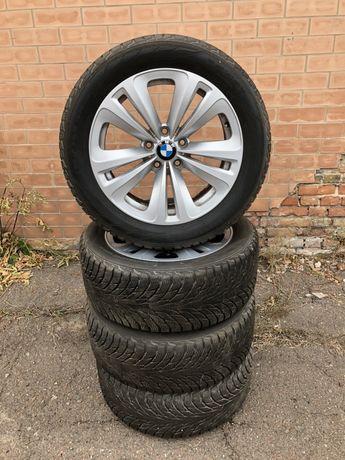 BMW R18 5/120 + Nokian 245/50 r18