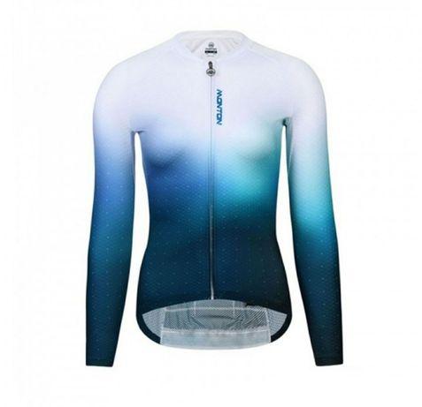 Monton Sports elastyczna koszulka rowerowa PRO