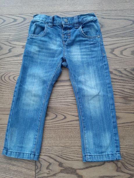 джинси для стильного хлопчика Next 2-3p 92-98