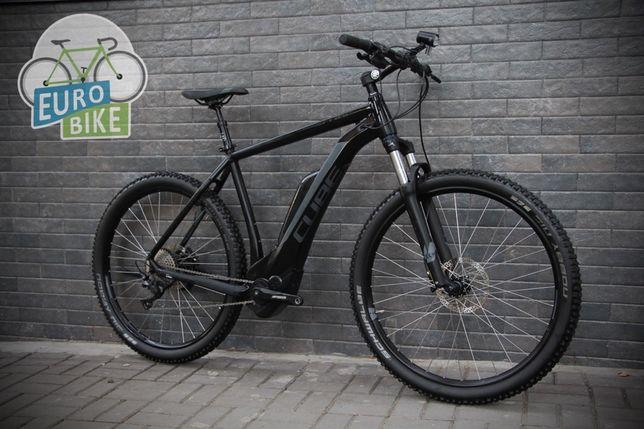 Электровелосипед Cube Reaction Hybrid