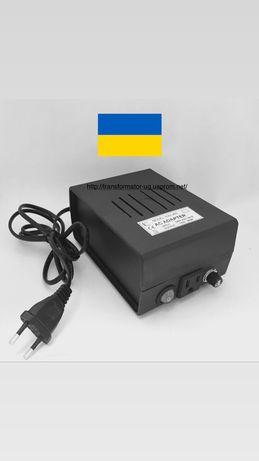 Преобразователь с 220v на 110v 250w (автотрансформатор)