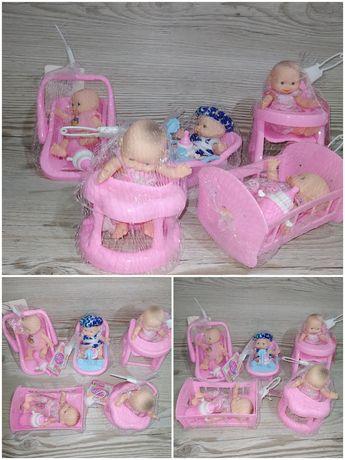 Кукла, пупс, пупс Cry Babies, шар LOL, мобильный телефон LOL, пони