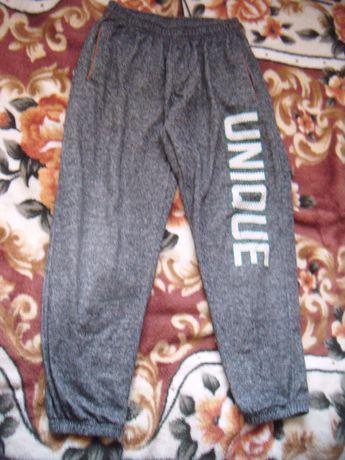 Spodnie dresowe chłopięce szare rozmiar L