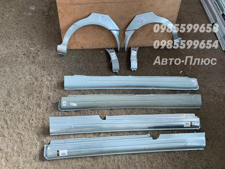 Пороги WV Golf3/Vento (Гольф3/Венто) 4/5 и 3 двери 91-98р.