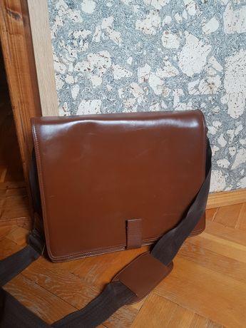 сумка портфель шкіра ashwood