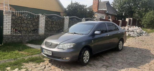Продам автомобиль BYD-f3